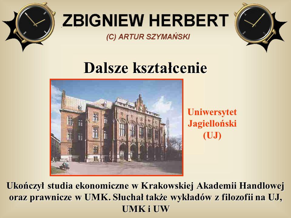 Uniwersytet Jagielloński (UJ)