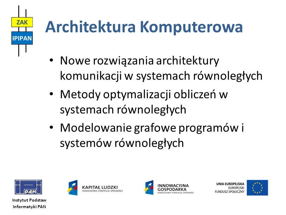 Architektura Komputerowa