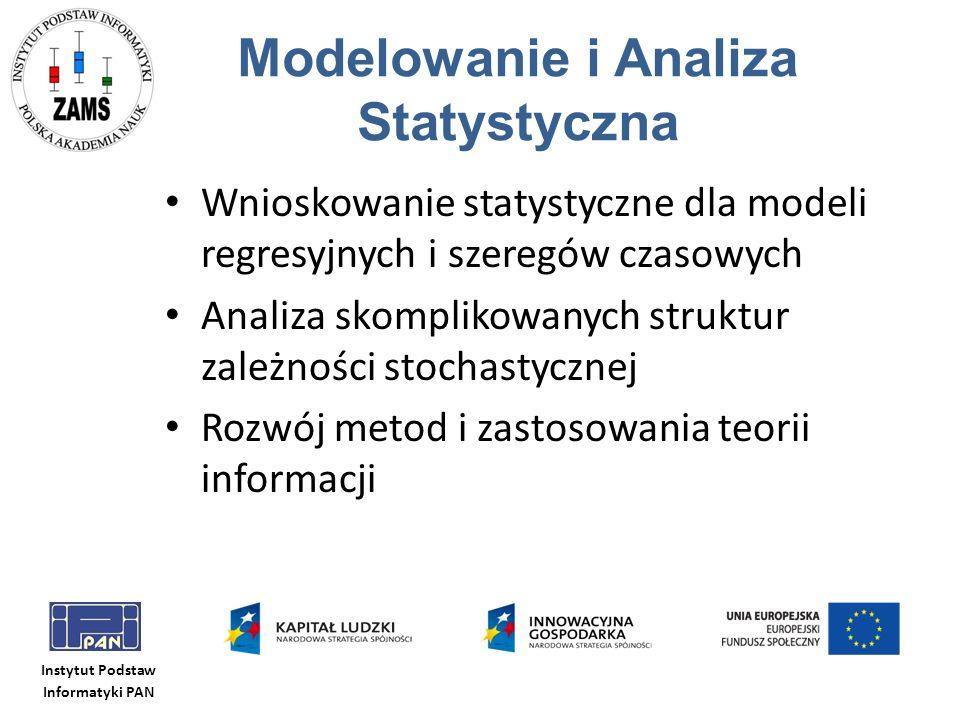 Modelowanie i Analiza Statystyczna