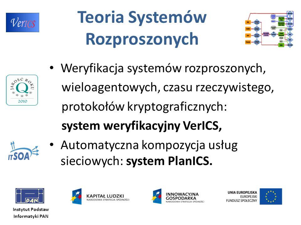 Teoria Systemów Rozproszonych