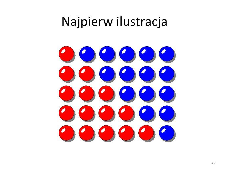 Najpierw ilustracja