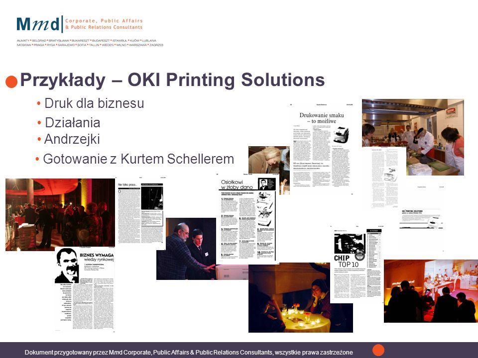 Przykłady – OKI Printing Solutions