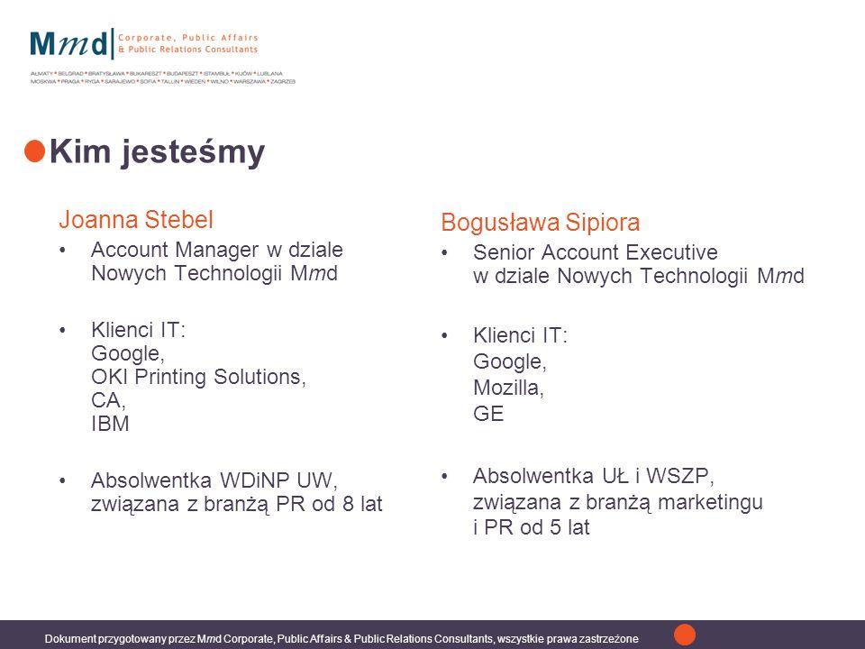 Kim jesteśmy Joanna Stebel Bogusława Sipiora