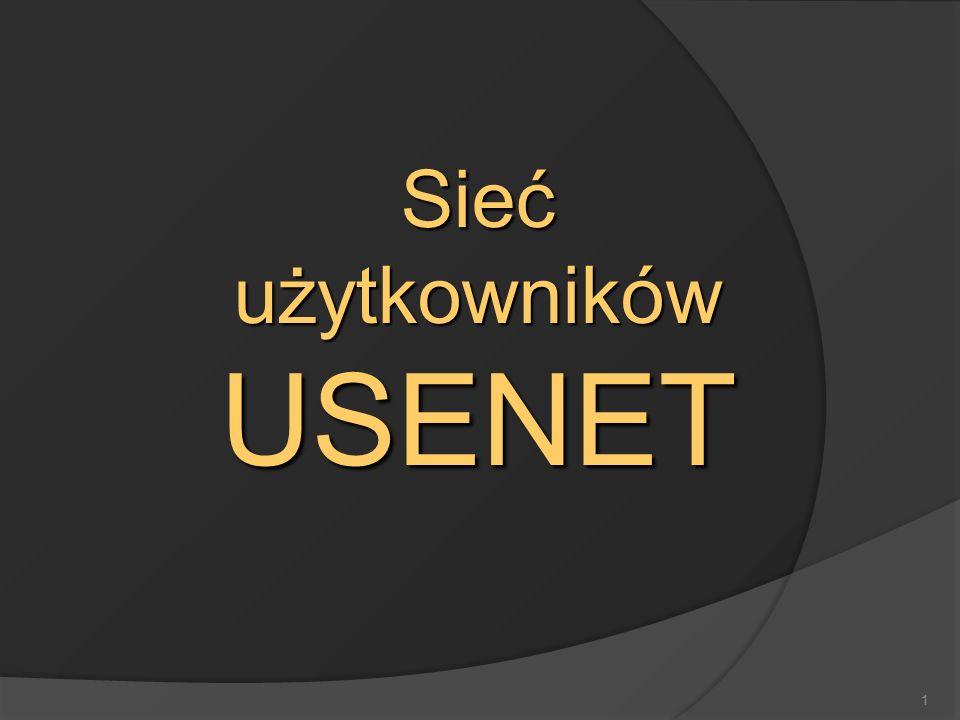 Sieć użytkowników USENET