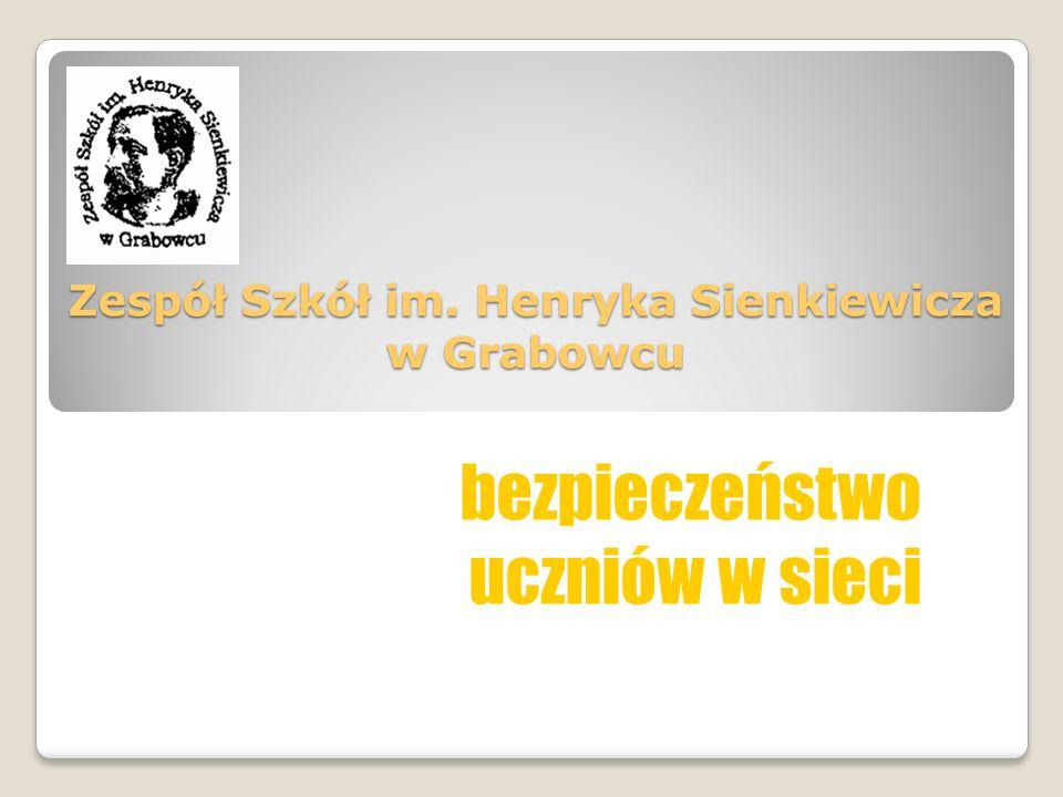 Zespół Szkół im. Henryka Sienkiewicza w Grabowcu