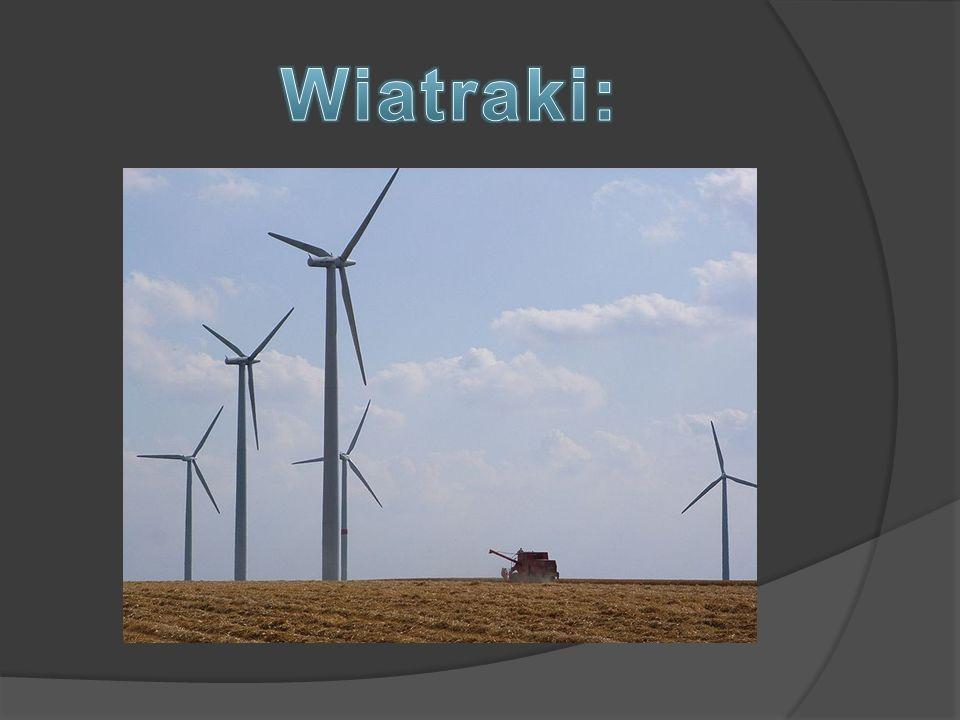 Wiatraki: