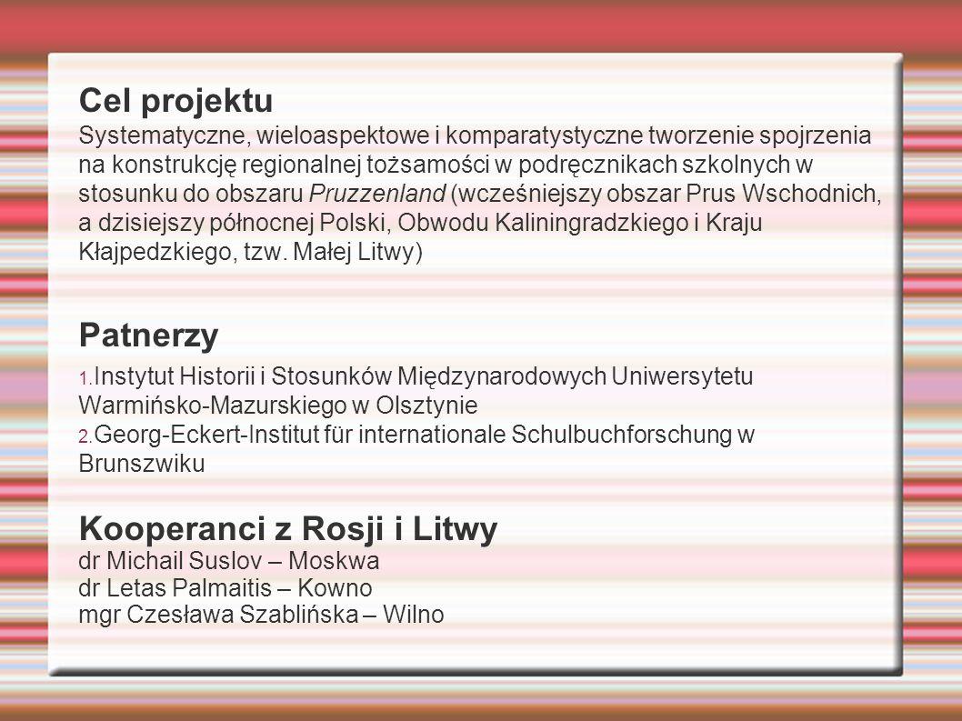 Kooperanci z Rosji i Litwy