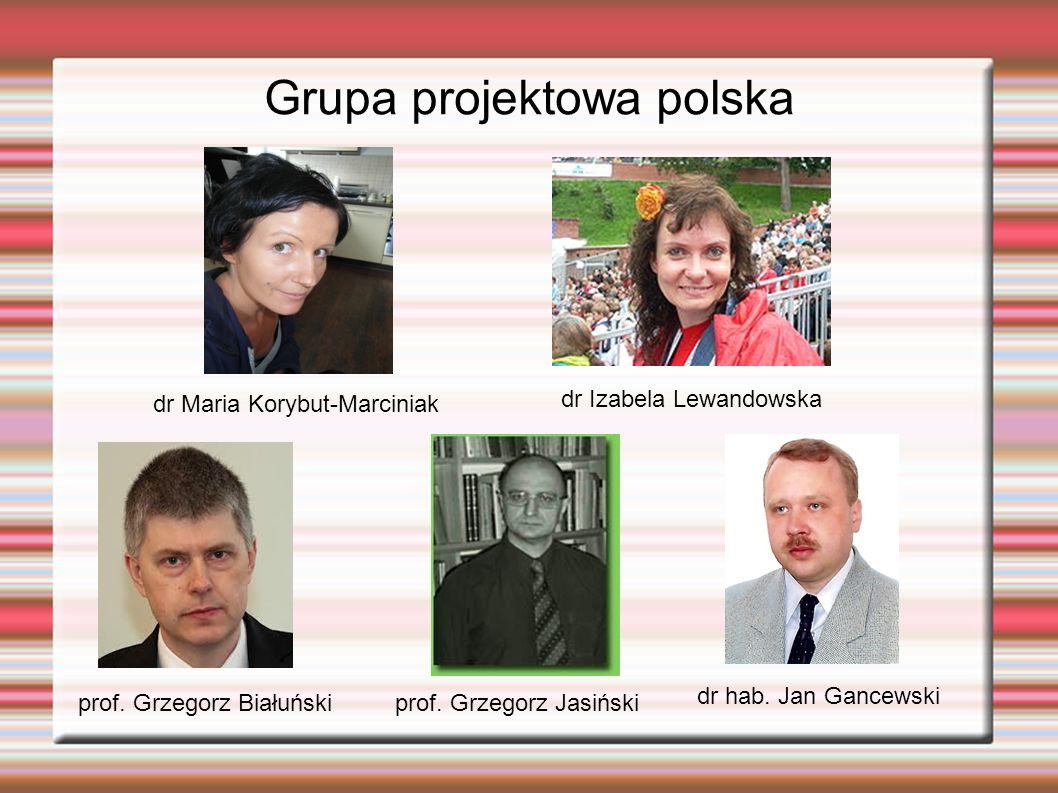 Grupa projektowa polska