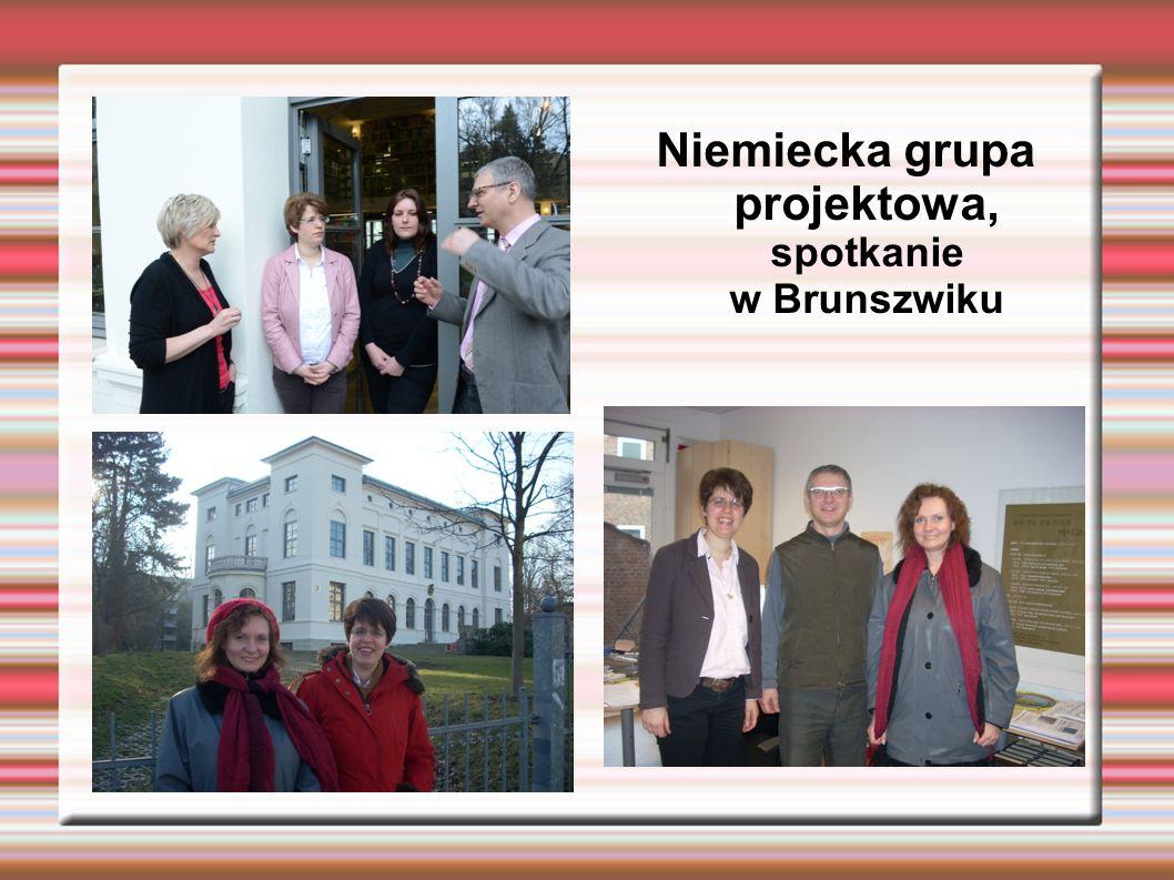 Niemiecka grupa projektowa, spotkanie w Brunszwiku