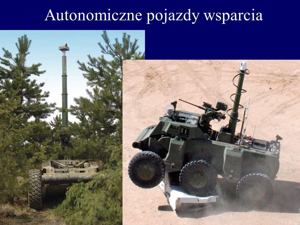 Autonomiczne pojazdy wsparcia