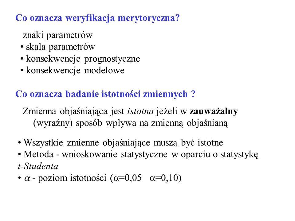 Co oznacza weryfikacja merytoryczna