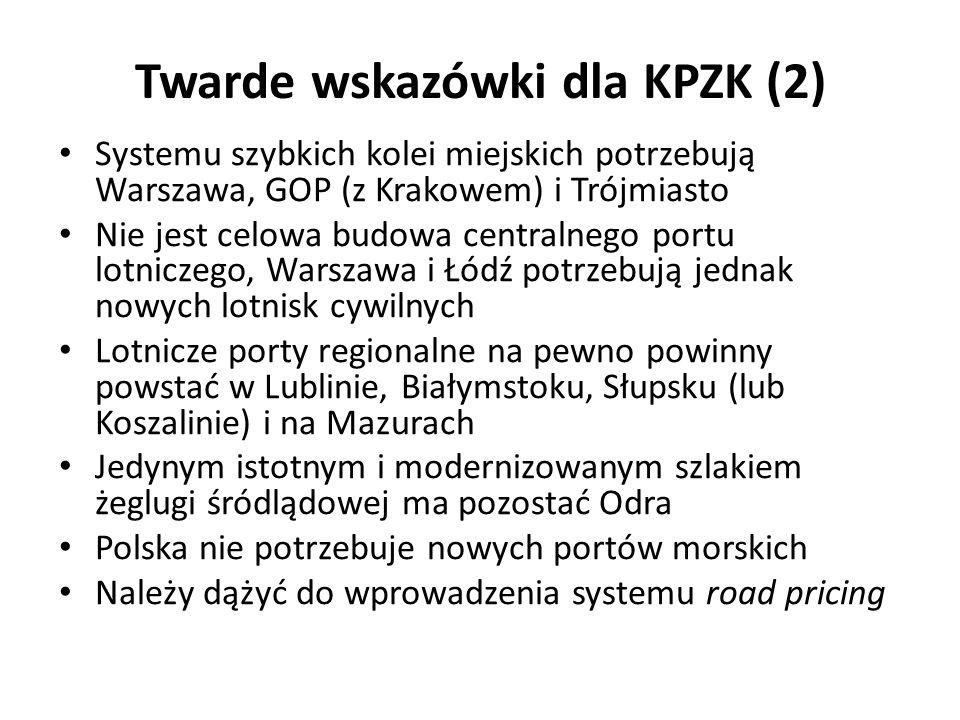 Twarde wskazówki dla KPZK (2)