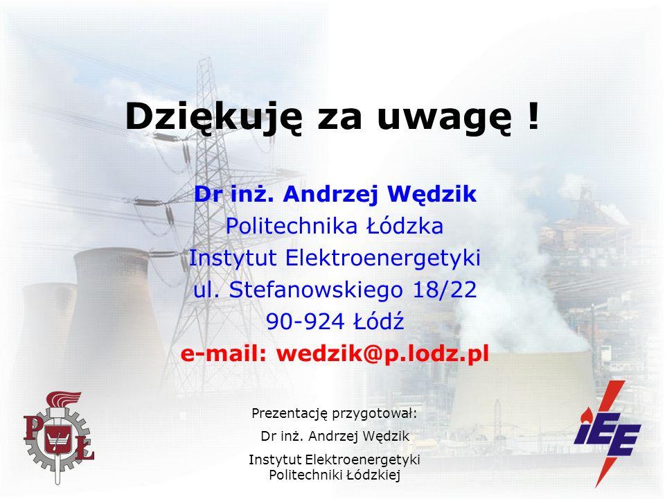 e-mail: wedzik@p.lodz.pl