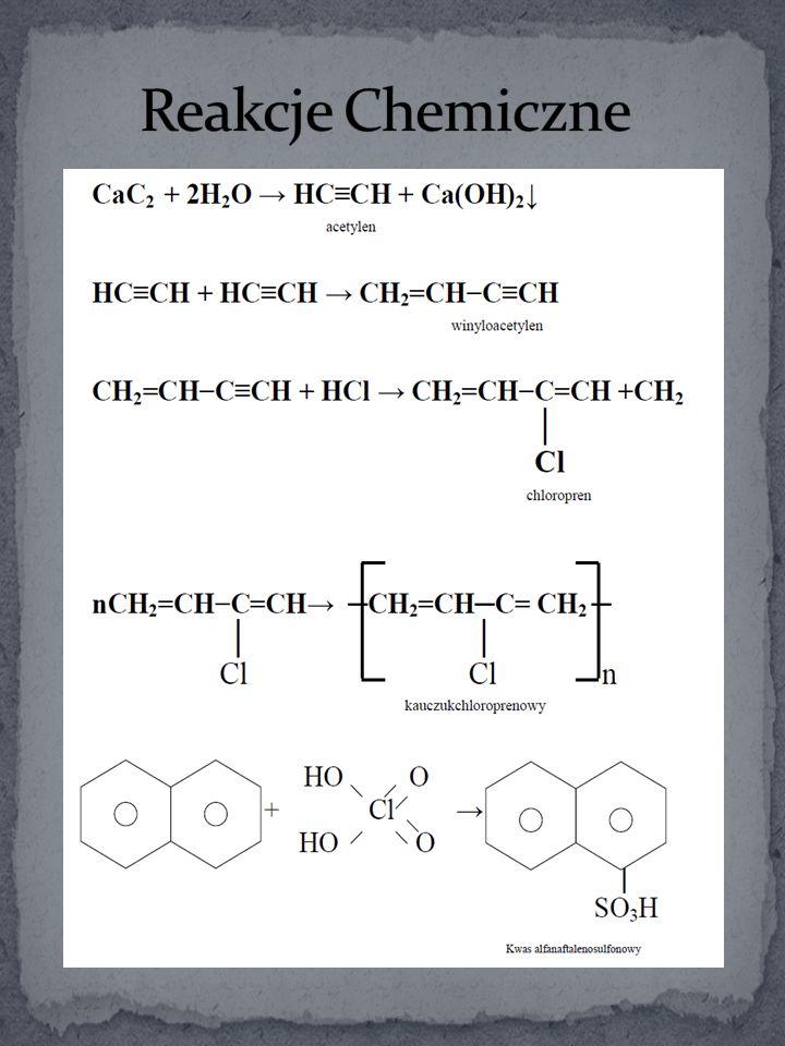 Reakcje Chemiczne