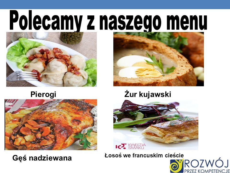 Polecamy z naszego menu