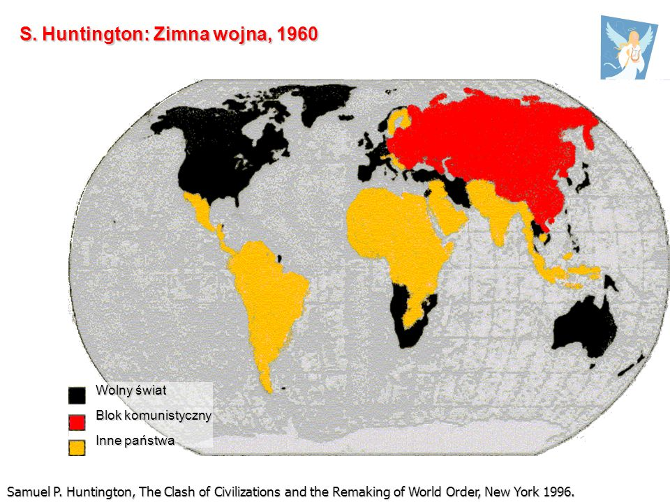 S. Huntington: Zimna wojna, 1960