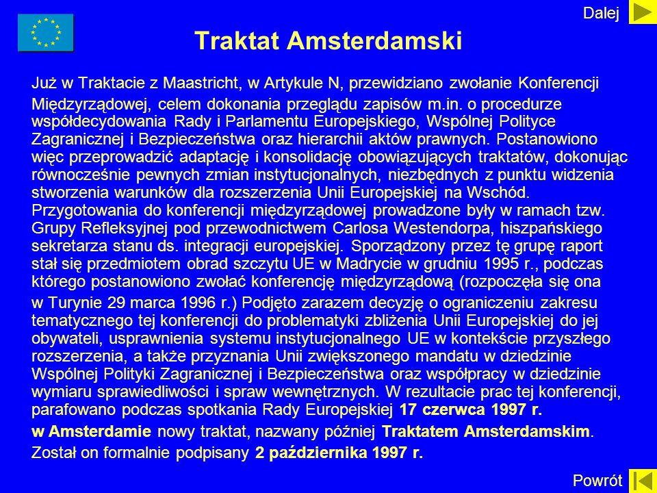 Dalej Traktat Amsterdamski.