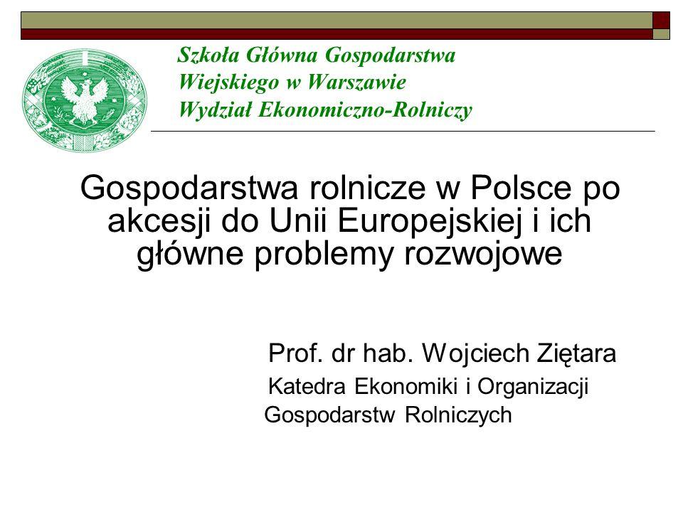Szkoła Główna Gospodarstwa. Wiejskiego w Warszawie