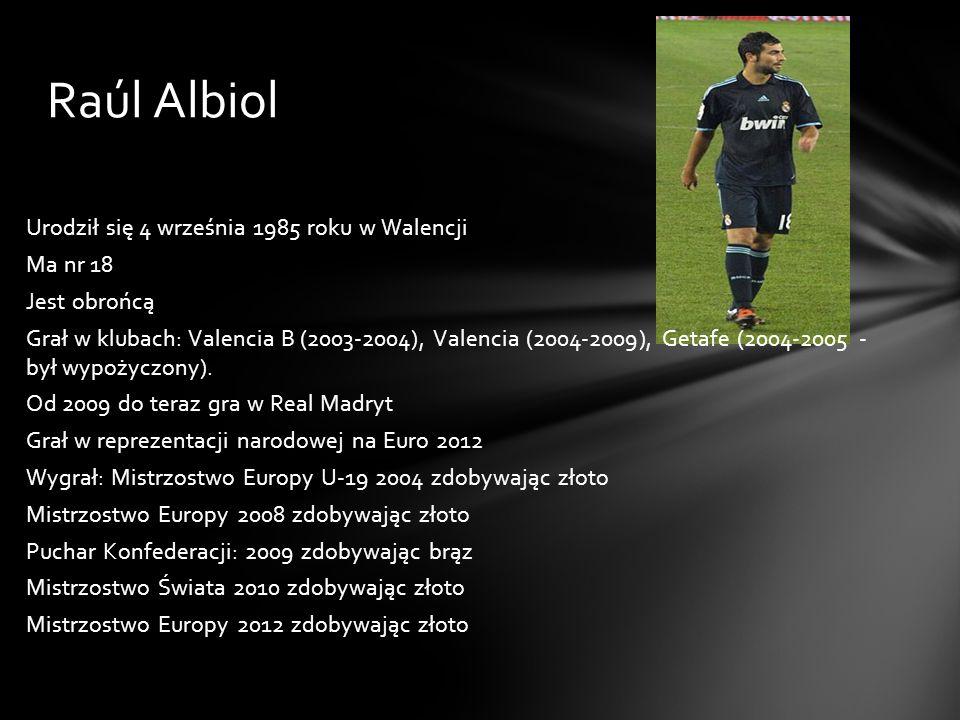 Raúl Albiol