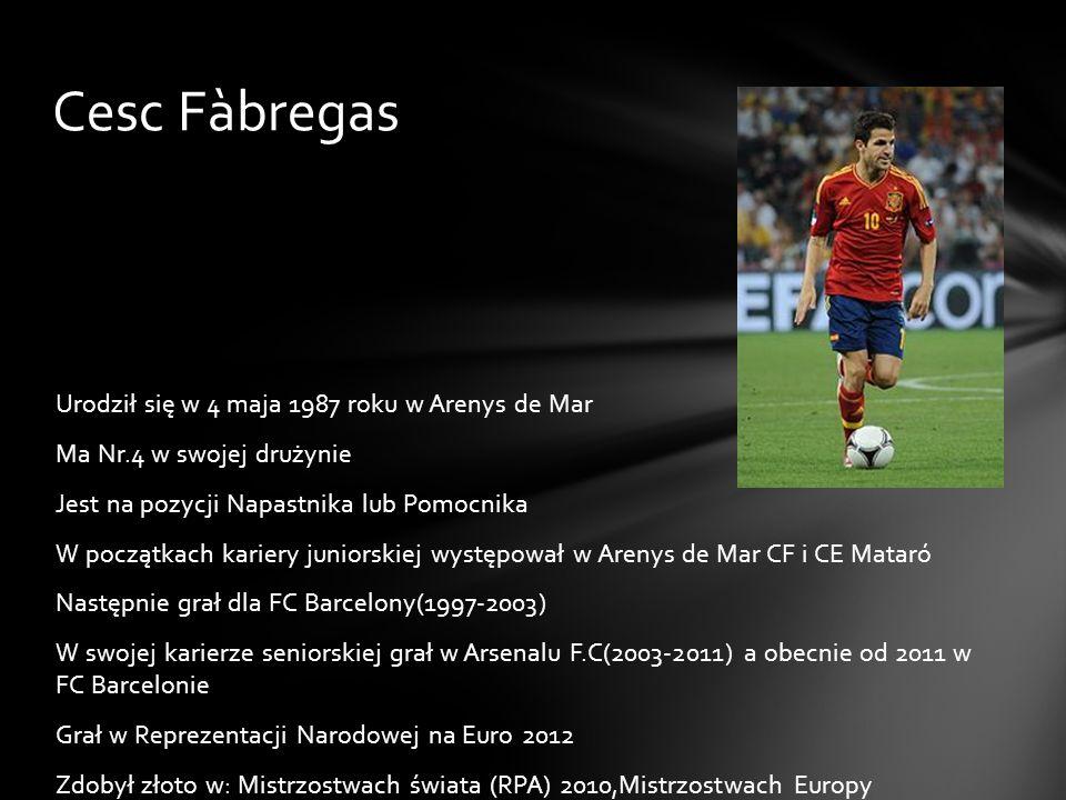Cesc Fàbregas
