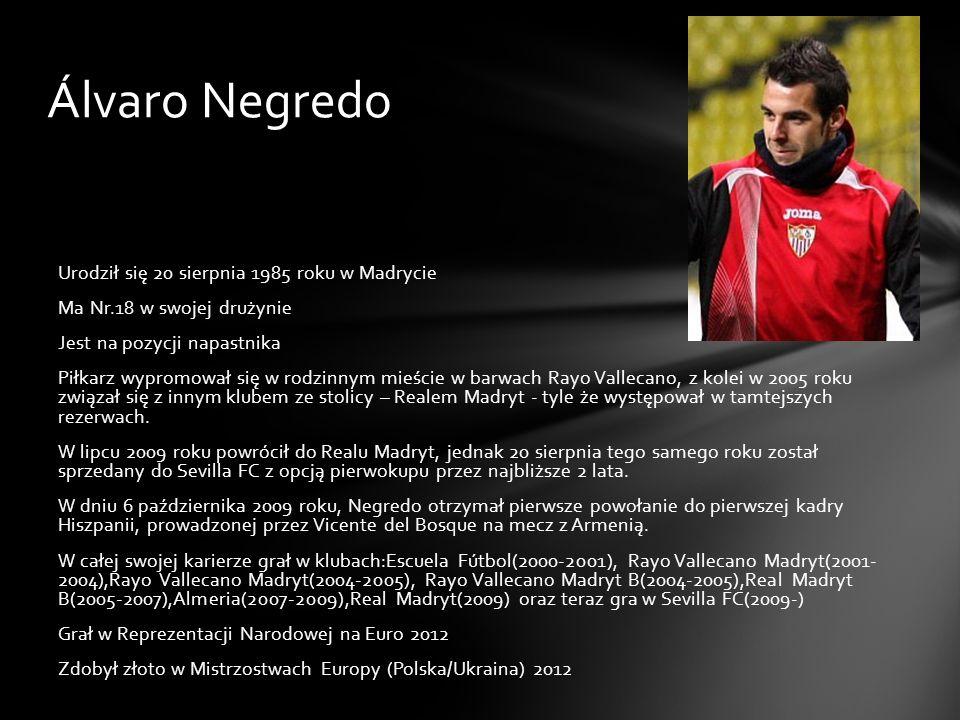 Álvaro Negredo