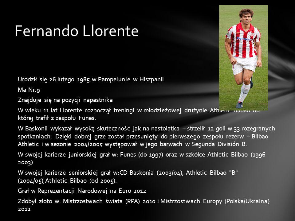 Fernando Llorente
