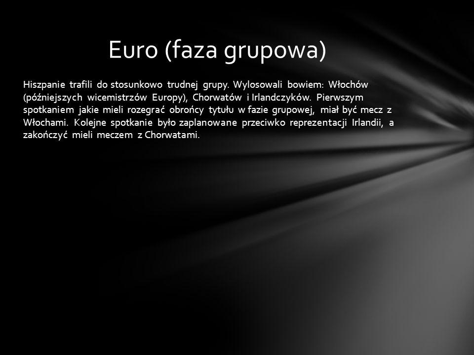 Euro (faza grupowa)
