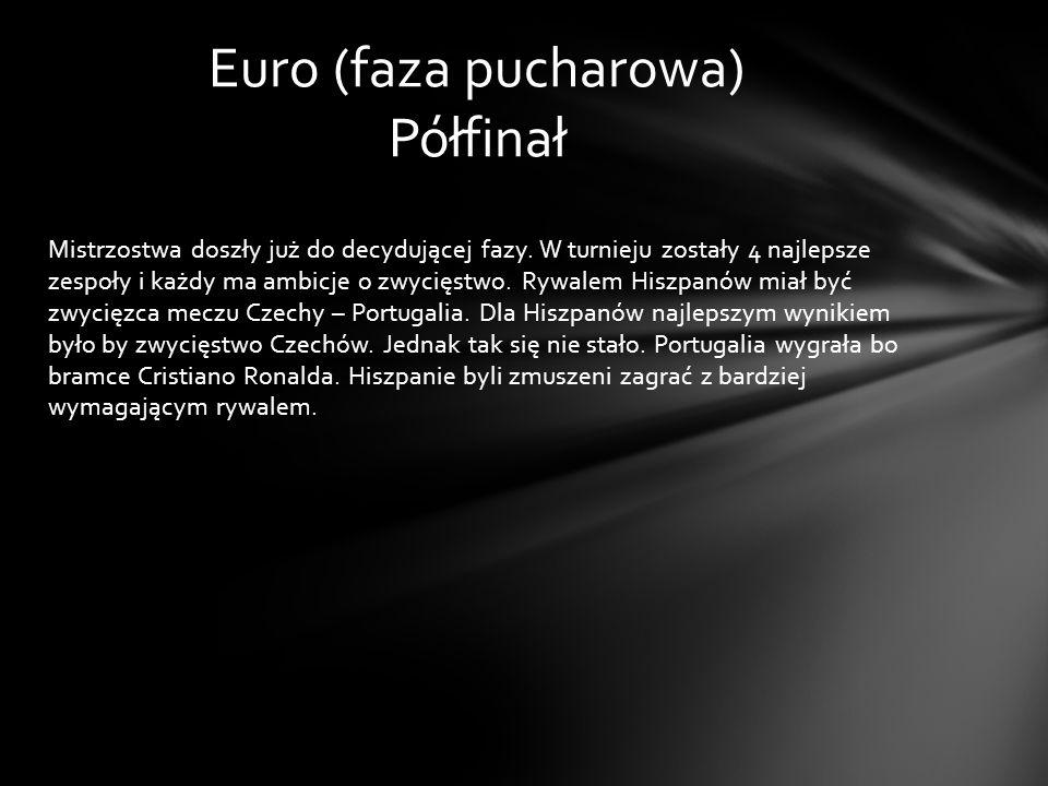 Euro (faza pucharowa) Półfinał