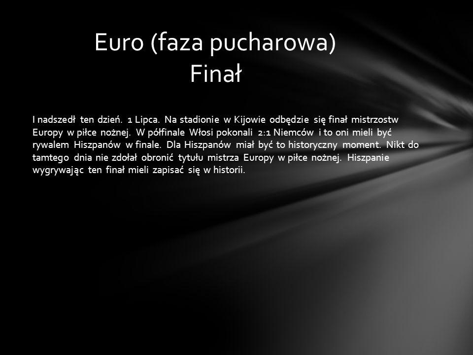 Euro (faza pucharowa) Finał