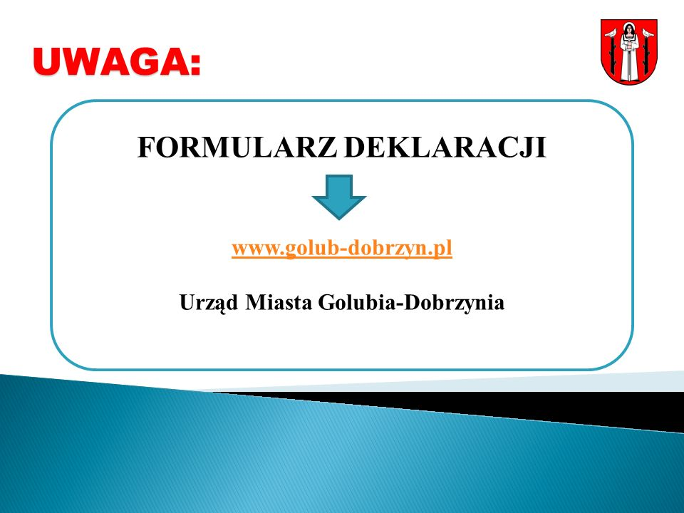 Urząd Miasta Golubia-Dobrzynia