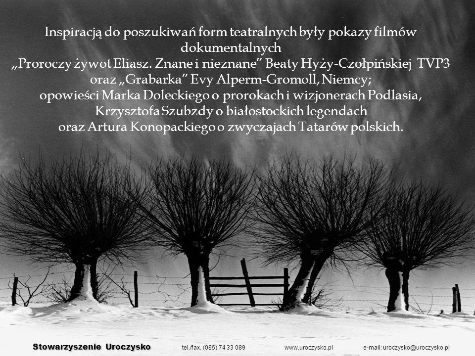 """""""Proroczy żywot Eliasz. Znane i nieznane Beaty Hyży-Czołpińskiej TVP3"""