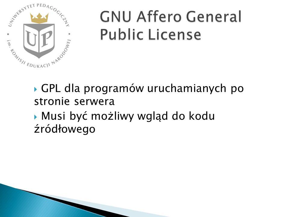 GNU Affero General Public License
