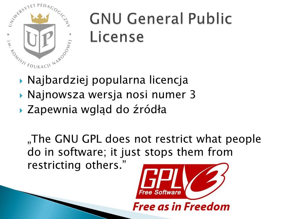 gnu gpl The gnu general public license does not permit incorporating your program into proprietary use the gnu lesser general public license instead of this license.