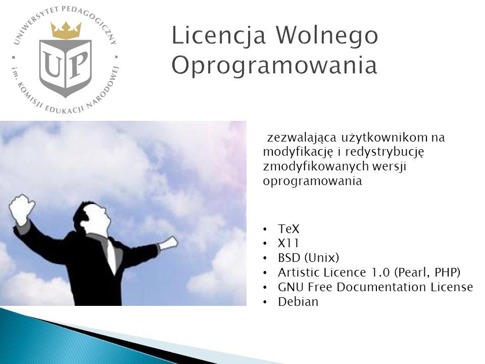 Licencja Wolnego Oprogramowania