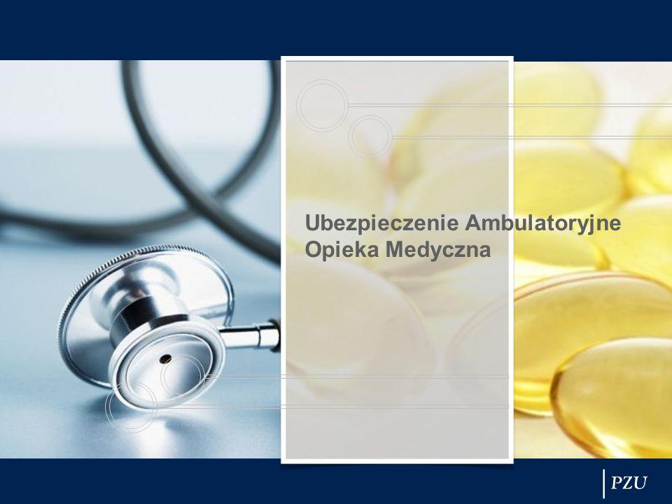 Ubezpieczenie Ambulatoryjne Opieka Medyczna