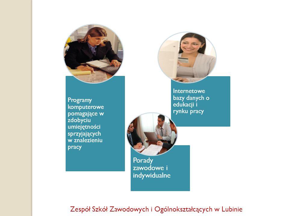 Porady zawodowe i indywidualne