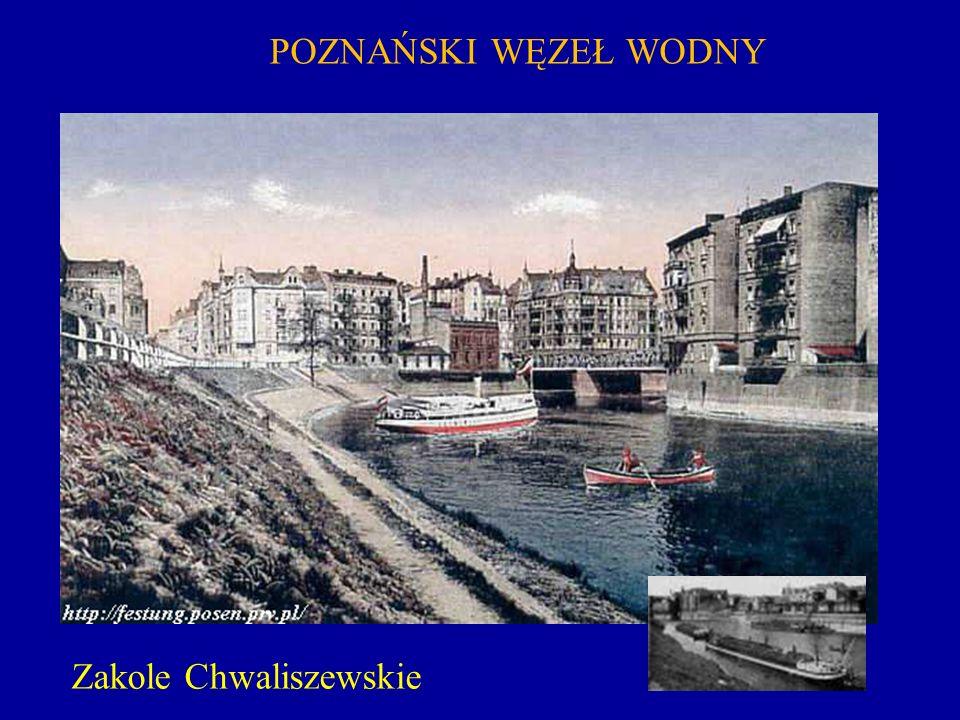POZNAŃSKI WĘZEŁ WODNY Zakole Chwaliszewskie