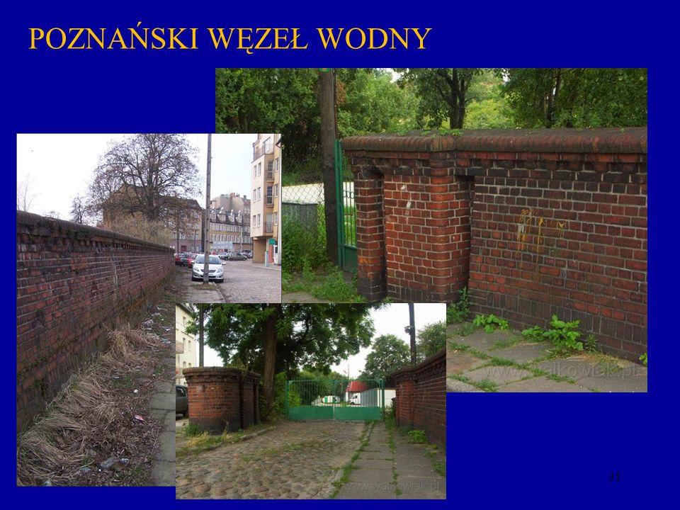 POZNAŃSKI WĘZEŁ WODNY http://www.walkowiak.pl/poznan/
