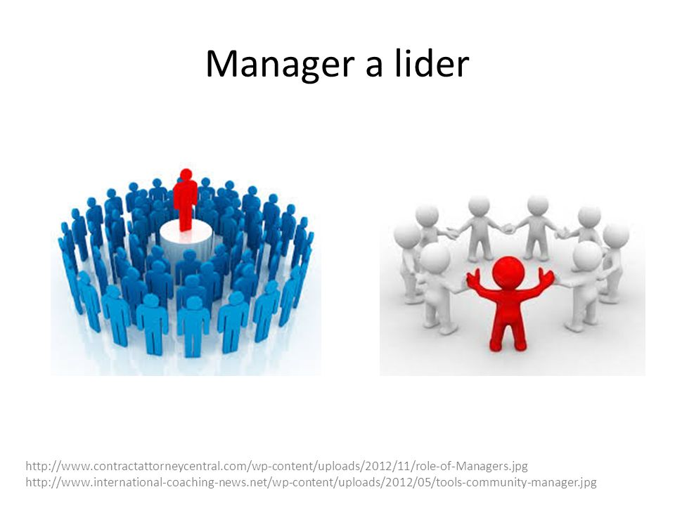 Manager a lider http://www.contractattorneycentral.com/wp-content/uploads/2012/11/role-of-Managers.jpg.