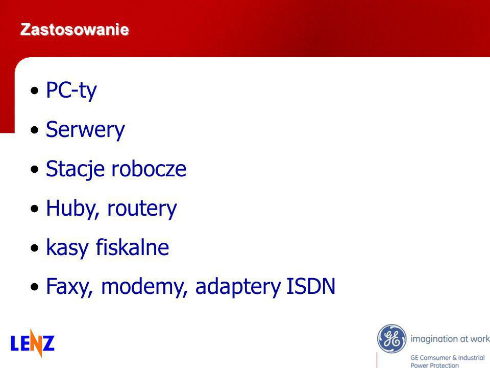 Faxy, modemy, adaptery ISDN