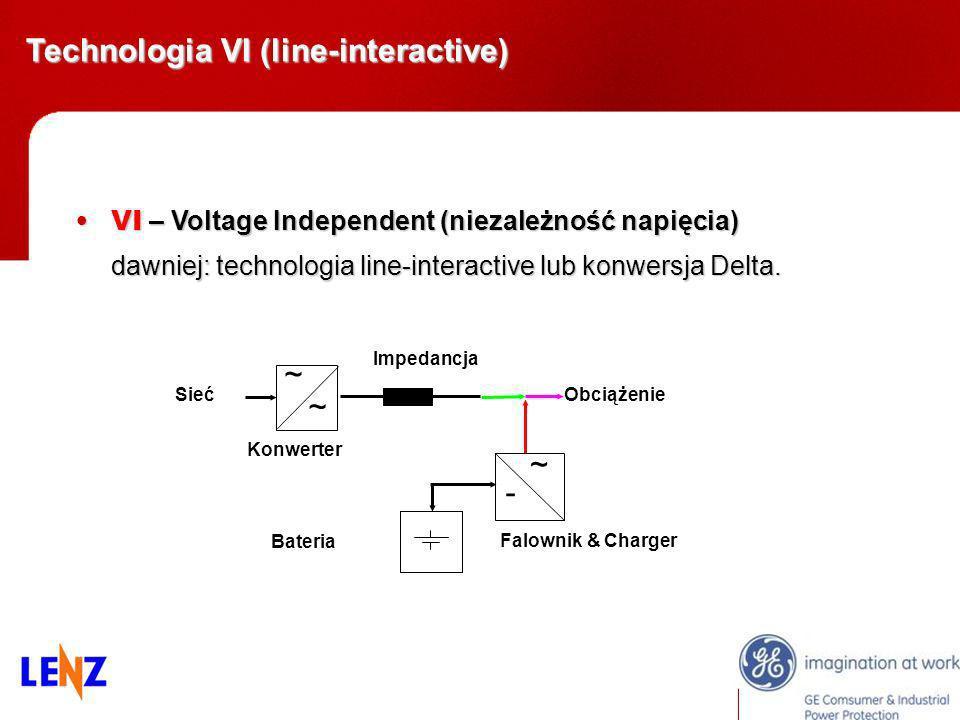 Technologia VI (line-interactive)