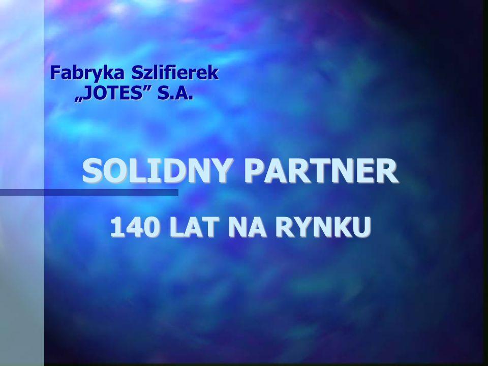 """Fabryka Szlifierek """"JOTES S.A."""