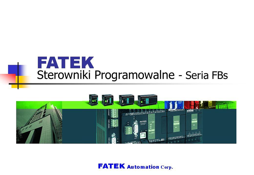 Sterowniki Programowalne - Seria FBs