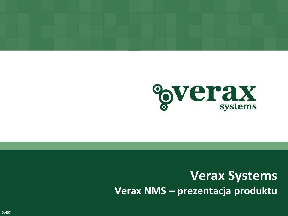 Verax Systems Verax NMS – prezentacja produktu