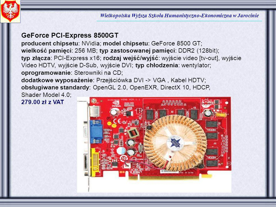 GeForce PCI-Express 8500GT