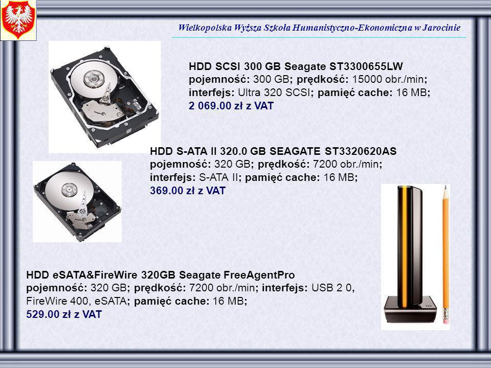 HDD SCSI 300 GB Seagate ST3300655LW
