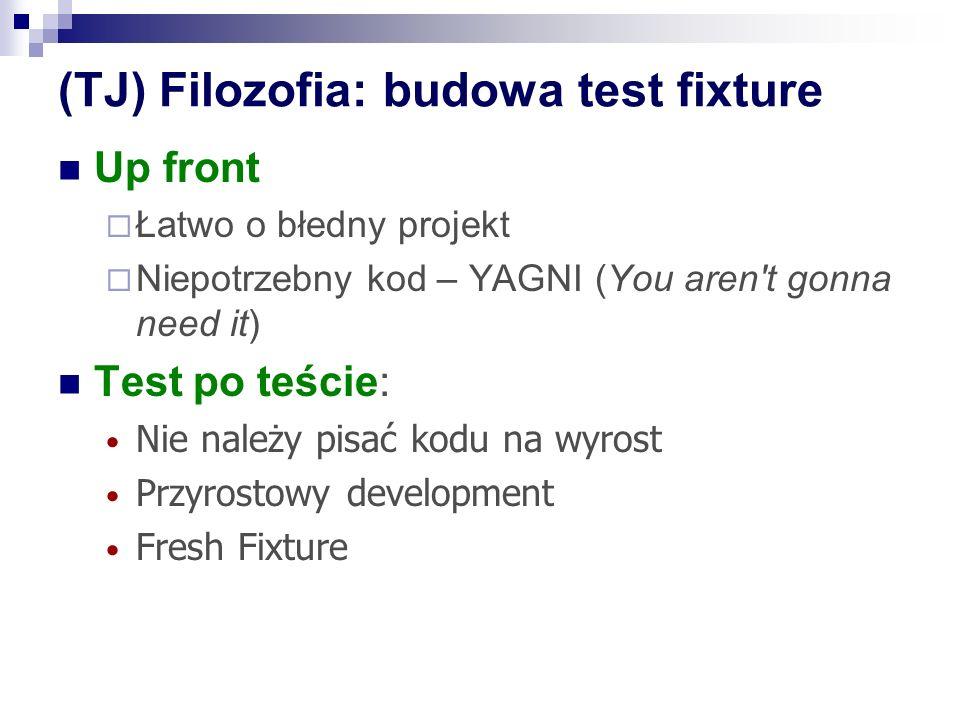 (TJ) Filozofia: budowa test fixture