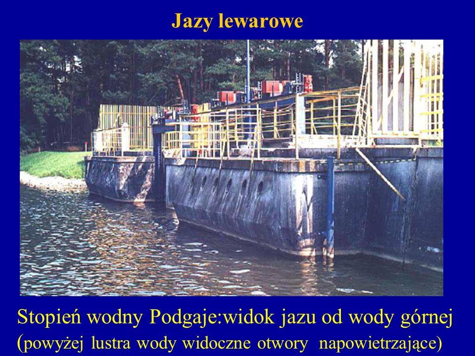Jazy lewarowe Dr hab. inż. Adam Bolt, prof. PG, Katedra Geotechniki.