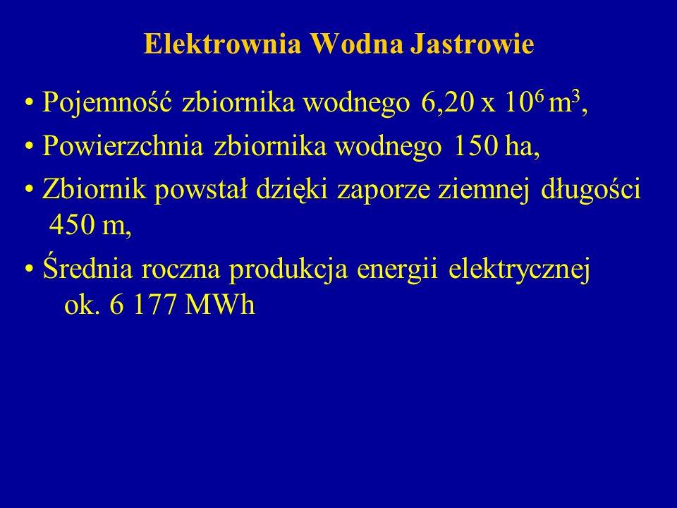 Elektrownia Wodna Jastrowie