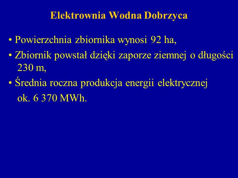 Elektrownia Wodna Dobrzyca